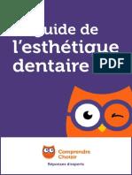 Le Guide de l Esthétique Dentaire
