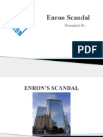 Enron's Surge to the Top