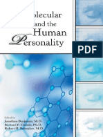 Molecular Genetics and the Human Personality, 2002, p.377