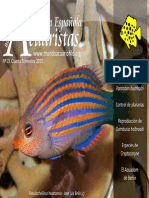 Boletín Asociación Española de Acuaristas 13