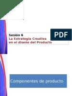 Estrategia Creativa Del Diseño Del Producto
