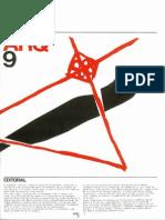 Suárez, Isidro. ARQ9_Mathema y Arquitectura