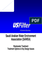 Waste Water Treatment Options-May30,2005