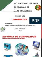 Historia Computadora