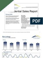 Austin Market Statistics Feb 2010