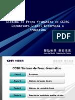 Sistema de Frenos regenerativos de ferrocarriles