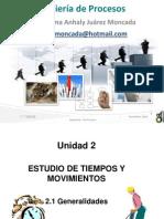 INGENIERIA DE PROCESOS Unidad II