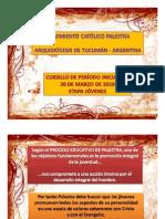 PALESTRA TUCUMAN - Iniciador 30-03-2010