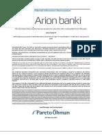 CIM - 05 - Arion Banki (2013)