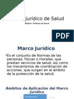 Marco Jurídico de Salud