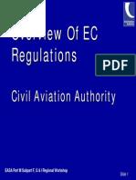EC REGs Presentation