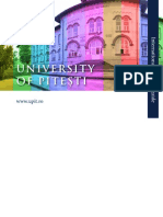 University of Pitesti- International student's guide
