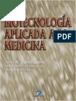 Biotecnologia Aplicada a La Medicina - Jesús a. F.-tresguerres - 349 Pag
