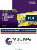Pennsylvania DGS 15 Presentation - Cool Things Being Done in PA Counties - Glenn Angstadt