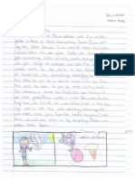 Letter 3 from Kelso Elementary