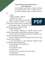 ISTORIA INSTITUTULUI DE NEUROLOGIE ŞI NEUROCHIRURGIE.docx