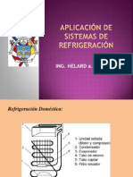 Aplicacion Sistemas Refrigeracion