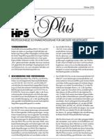 Ilford FP4+, PanF, HP5 Datenblatt
