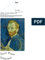 GOGH, Vincent Willem Van in Oxford Art Online