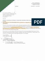 Provisional Sum Item for Supply & Installation of Aluminium Doors & Window