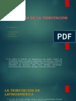 Economia de La Tributacion