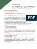 Organizarea Auditului Public Intern