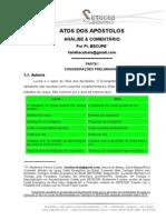 Alunos - Apostila de Análise de Atos -Seteceb-pr. Becupe