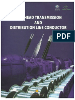 06 Overhead Transmission and Distribution Line Conductor