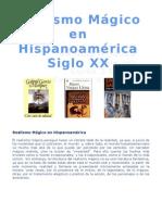 Realismo Magico Hispanoamerica