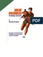 Charlie Francis Training System