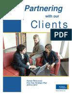 HR Strategic Plan 2010-2014