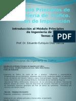 1. Plan Impartición Ing. Trafico, Cuenca