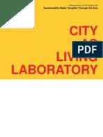 City as Living Laboratory