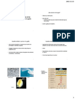 Ligjerata I Biologji Me Gjenetike MP 1