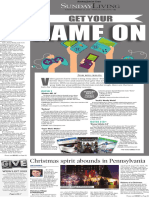 Sunday Living, Video Game Guide - The Patriot-News, Harrisburg, Pa. - Nov. 26, 2015
