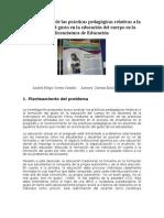 Análisis crítico de las prácticas pedagógicas relativas a la formación del gusto en la educación del cuerpo en la Licenciatura en Educación Física