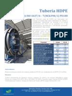 tuberia-HDPE-P100-ISO-4427