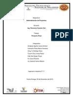 Proyecto Diagrama CPM
