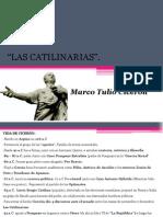 Catilinarias - Cicerón