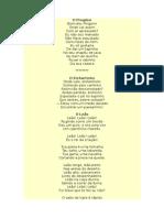 Vinícius de Moraes. Poemas Sobre Animais Para Crianças