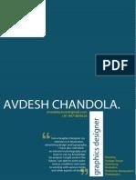 Graphi desgning portfolio Avdesh chandola