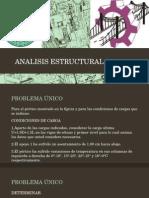 Análisis Estructural Ejemplos