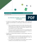 LAS PERSONAS MAYORES Y  EL FENOMENO DE LOS REFUGIADOS