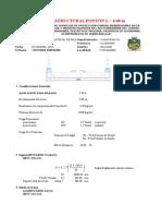 DISEÑO DE PONTON L=6M SUPERESTRUCTURA