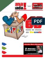 Periódico Comuna o Nada # 4 (Noviembre 2015)
