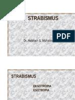 Strabismus Baru