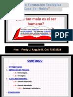 1. Qué Tan Malo Es El Ser Humano_Presentación