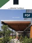 Residential Architect - Volume 3 2015