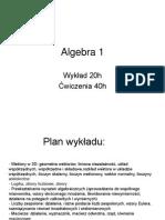 WYK Algebra 1