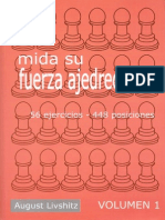 Livshitz - Mida Su Fuerza Ajedrecistica Vol 1